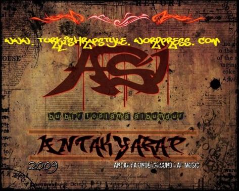 AntakyaRap - Asi Ön